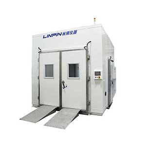 步入式高低温交变湿热试验室|高