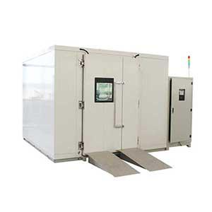 步入式温湿度试验室|温湿度试验