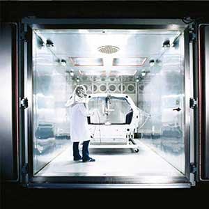 汽车综合环境试验仓 整车环境试